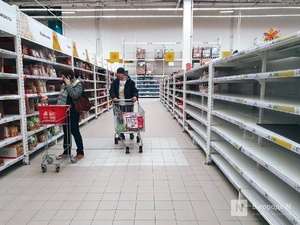 Наличие продуктов на полках нижегородских магазинов будет мониторить оперативный штаб