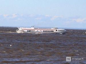 Первое из новых судов на подводных крыльях «Метеор 120Р» заложили в Нижегородской области