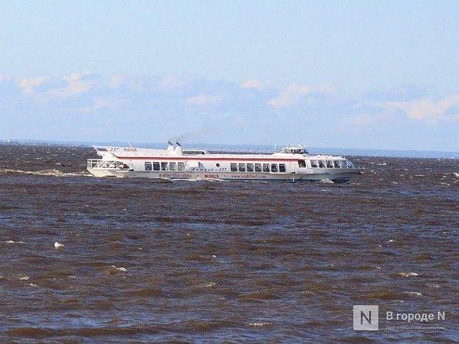 Первое из новых судов на подводных крыльях «Метеор 120Р» заложили в Нижегородской области - фото 1