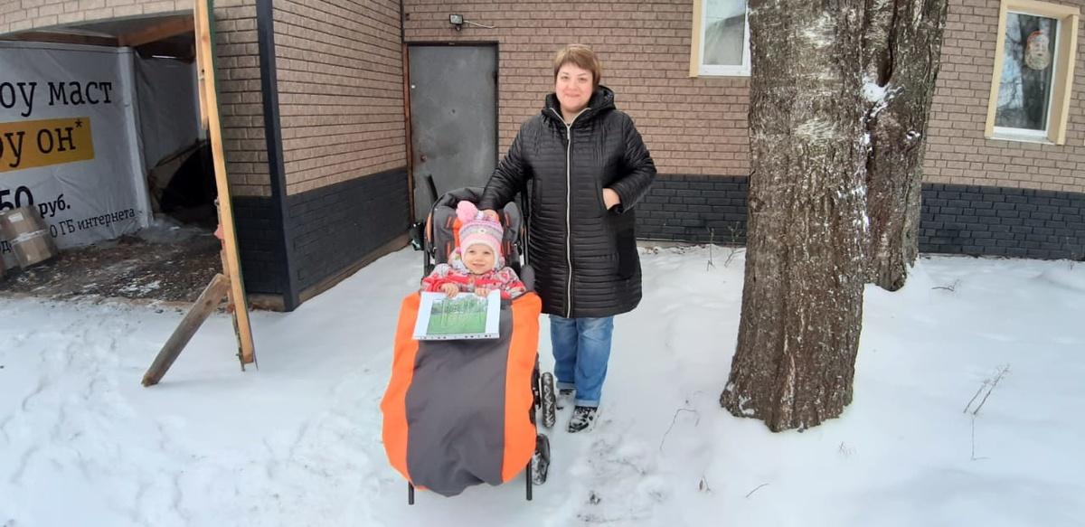 Уличный спорткомплекс установили в Павловском районе по просьбе 4-летней девочки