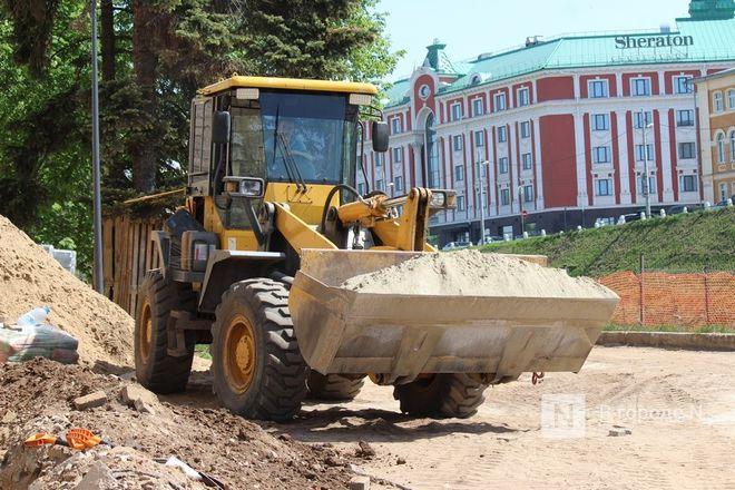 Благоустройство Кремлевского бульвара в Нижнем Новгороде  завершится 30 июля - фото 30