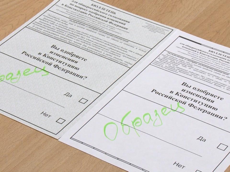 1,8 млн бюллетеней для голосования по поправкам в Конституцию передали нижегородскому избиркому - фото 1