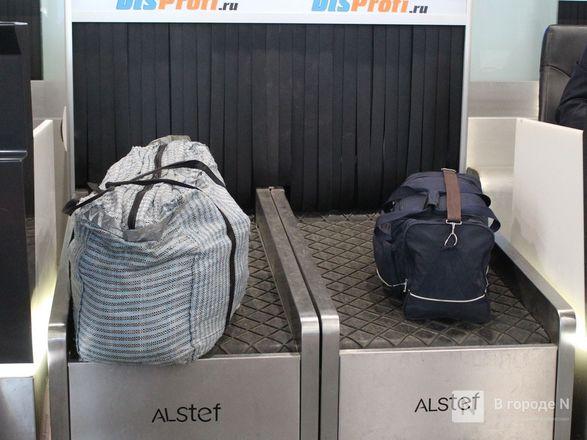 «Антикоронавирусные» кабины для багажа появились в нижегородском аэропорту - фото 6
