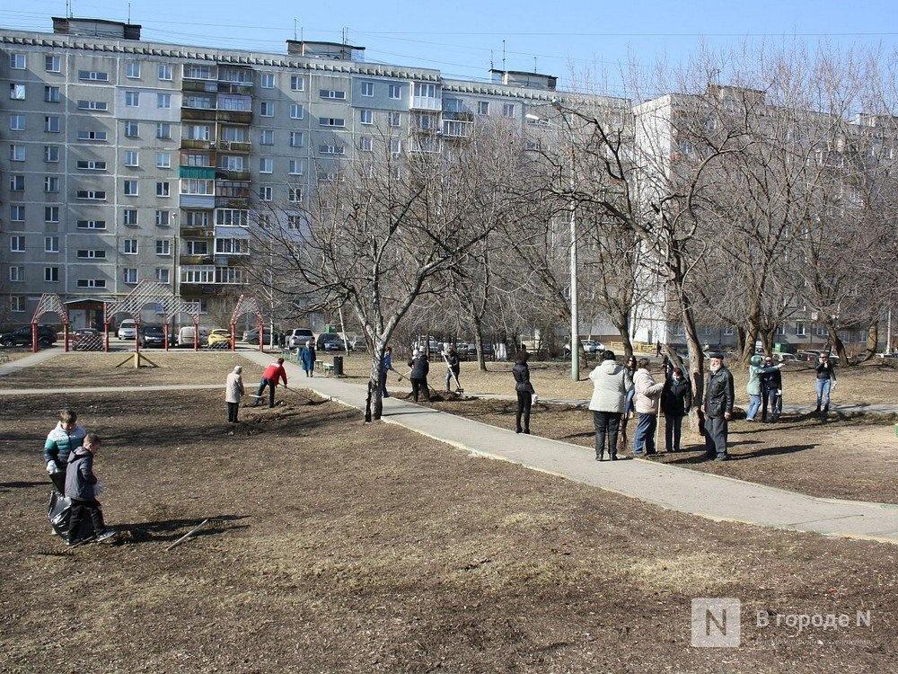 Генеральная уборка стартовала в Нижегородской области