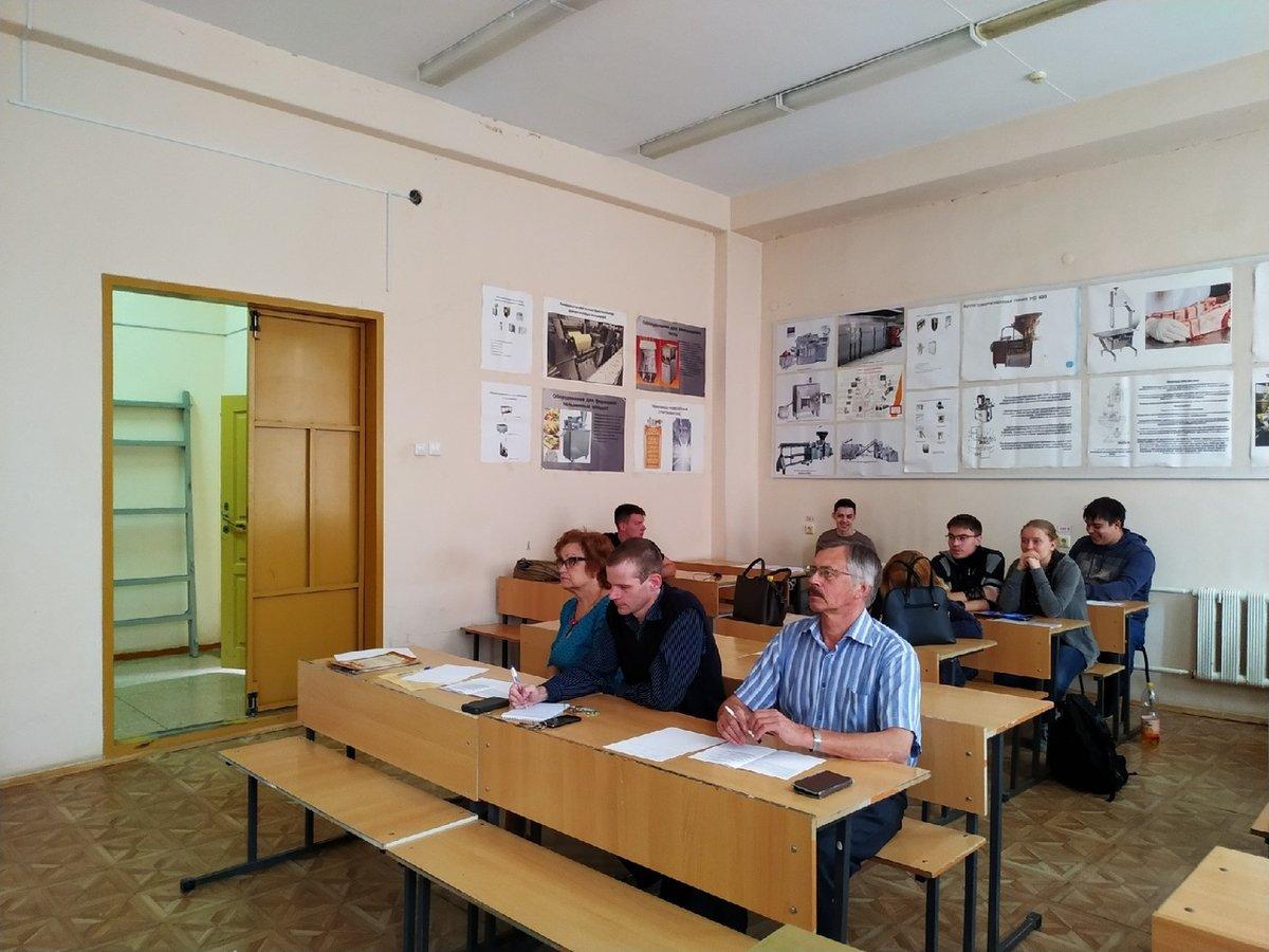 Состоялась VI-ая студенческая научно-практическая конференция «Инновации в производстве, переработке и реализации потребительских товаров» - фото 3