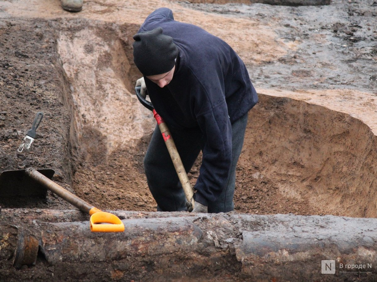 Слои нижегородской истории: что нашли археологи в Кремле - фото 6