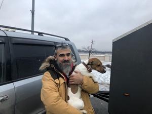 Автопутешественник прибыл в Нижний Новгород со своим домом на колесах (ФОТО)