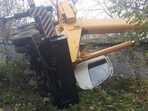 Работники рухнувшего на нижегородский детсад автокрана сбежали с места происшествия