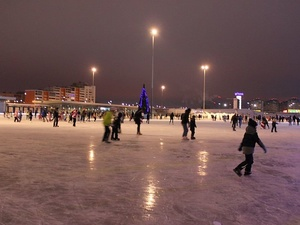 Соревнования по керлингу пройдут в Нижнем Новгороде
