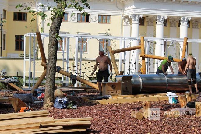 Что происходит в Нижнем Новгороде за 72 часа до кульминации празднования 800-летия - фото 13