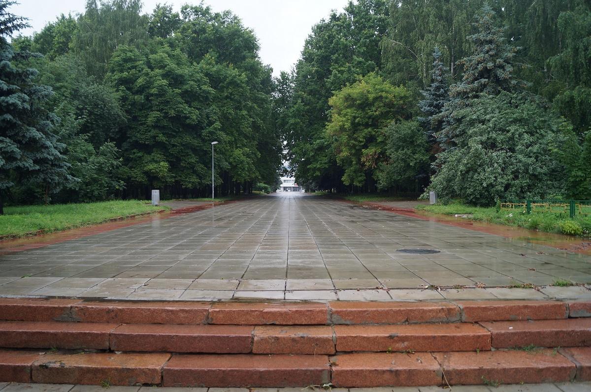 Новая зона активного отдыха может появиться в Приокском районе
