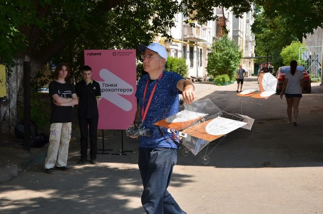 По стопам Кулибина: фестиваль изобретателей Rukami впервые прошел в Нижнем Новгороде - фото 24
