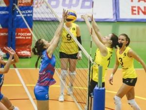 Нижегородская «Спарта» проиграла матч волейболисткам из Липецка