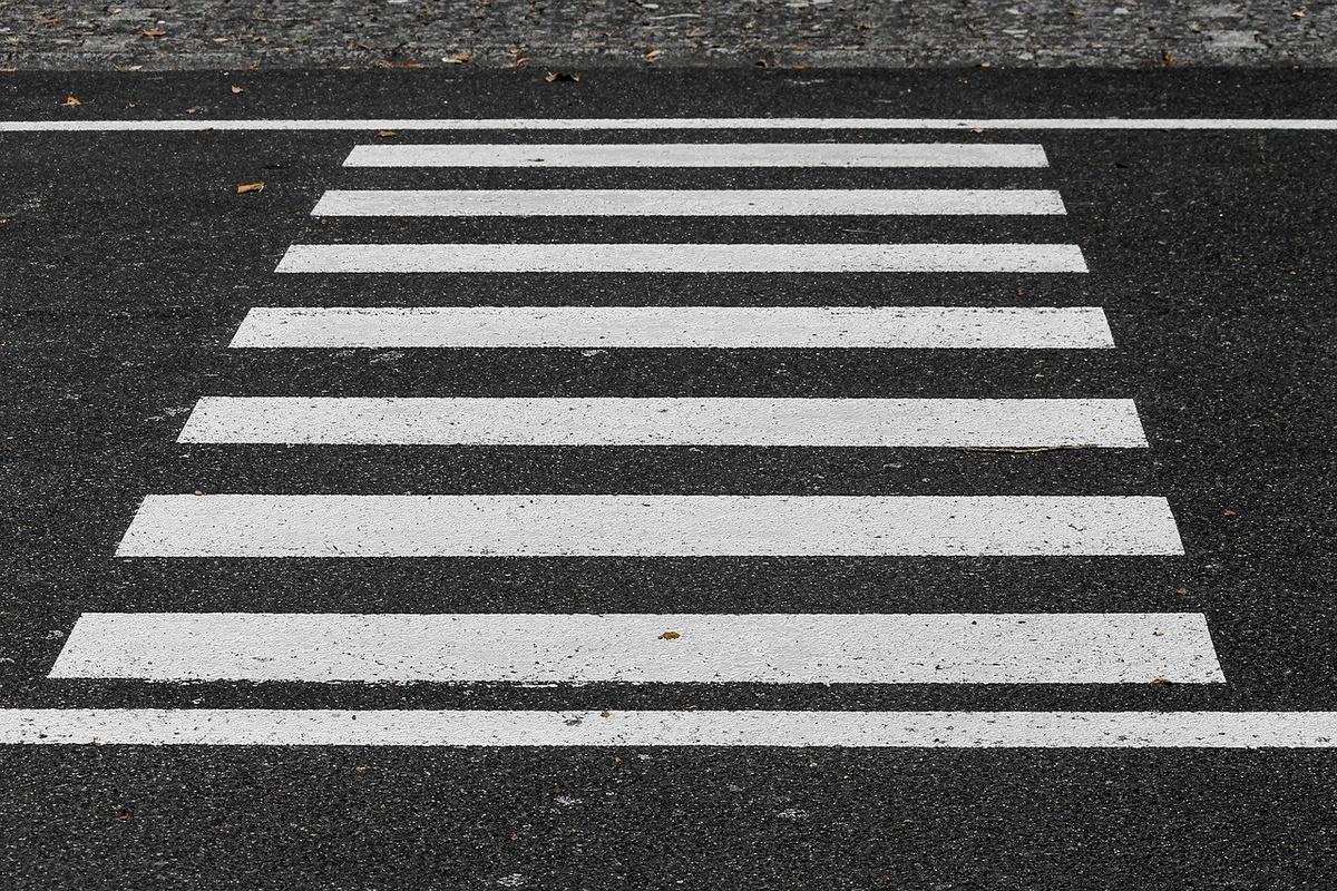 Новый пешеходный переход появился в микрорайоне Сортировочный - фото 1