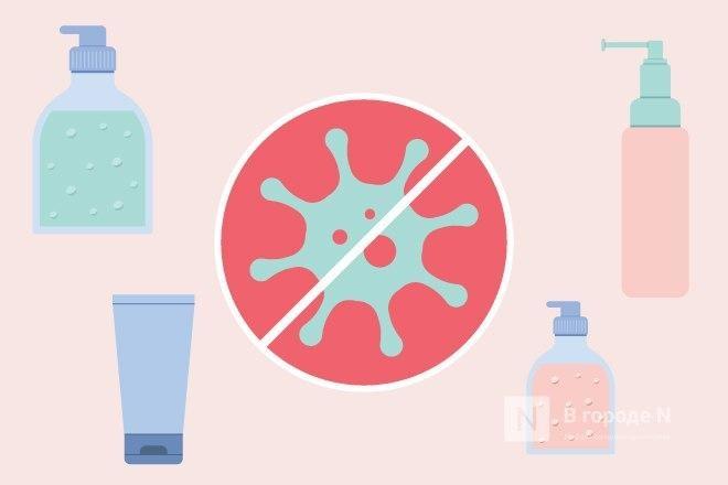 Аптечные средства, которые заменят медицинский гель для рук - фото 1
