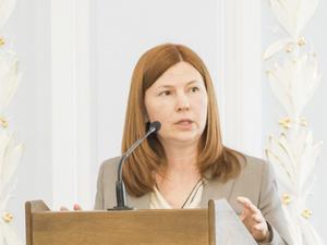 Солонченко объяснила результаты голосования за кандидатов в мэры Нижнего Новгорода