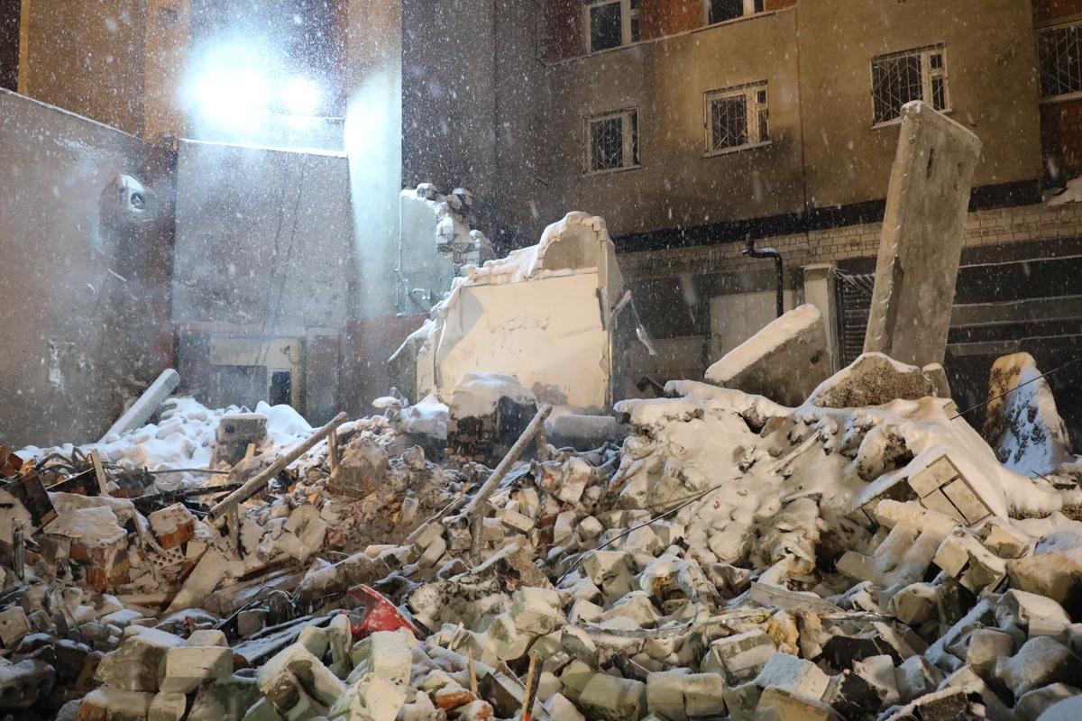 Глеб Никитин назвал предварительную причину взрыва на Мещере - фото 1