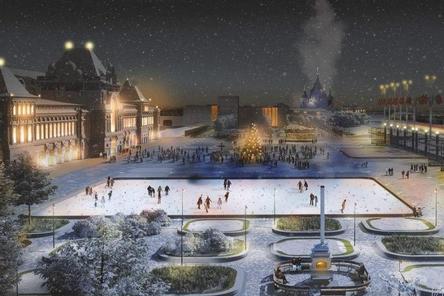 Печь и 20-метровые качели появятся у Нижегородской ярмарки