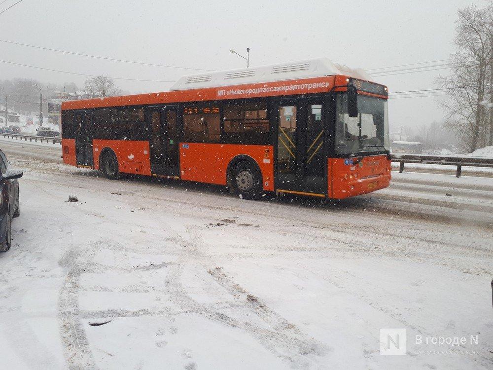 70 новых, больших, низкопольных автобусов вышли на нижегородские маршруты - фото 1