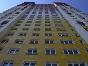 Тысячи квадратных метров жилья могут ввести в ЖК «Новинки Smart City» до конца года