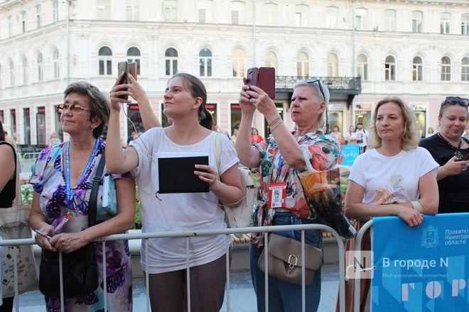 Звездный десант: юбилейный «Горький fest» стартовал в Нижнем Новгороде - фото 20