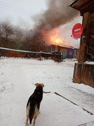 Многодетная семья погорельцев из Краснобаковского района получила новое жилье - фото 3