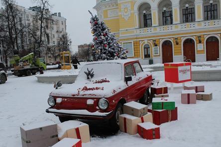 Свыше полумиллиона рублей пошло на охрану фотозон в Нижнем Новгороде