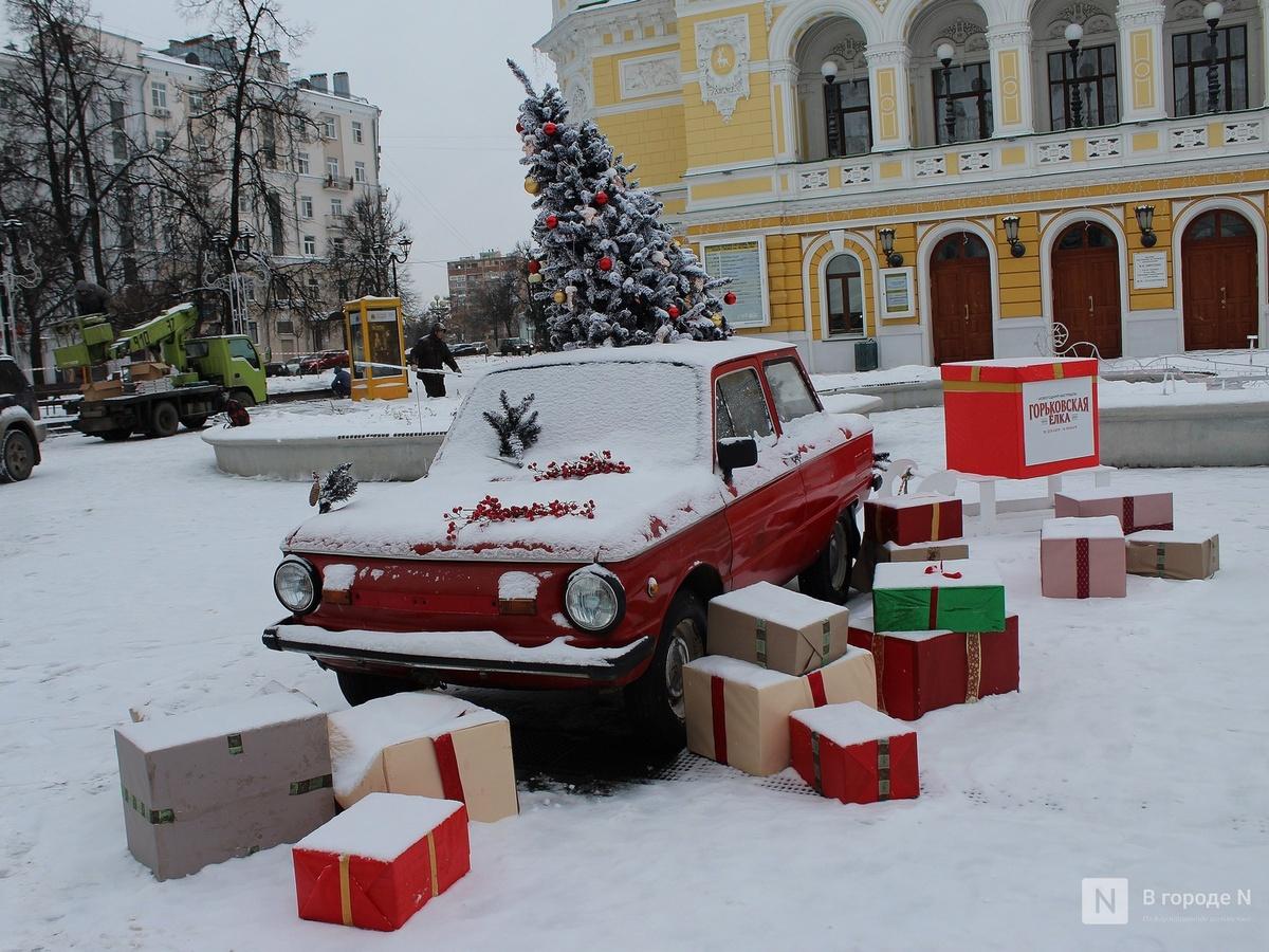Свыше полумиллиона рублей пошло на охрану фотозон в Нижнем Новгороде - фото 1