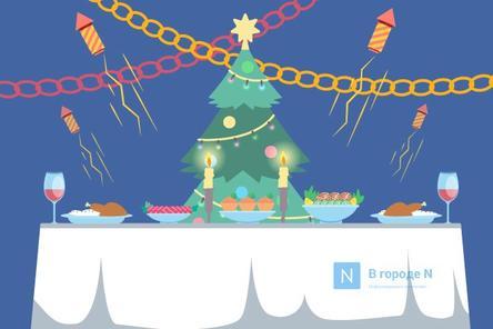 Мыши на праздничном столе: что приготовить к встрече Нового года