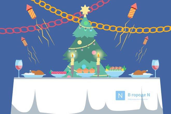 Мыши на праздничном столе: что приготовить к встрече Нового года - фото 1