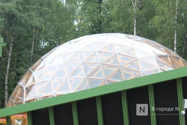 Открытие планетария в нижегородском парке «Швейцария» перенесли из-за пандемии