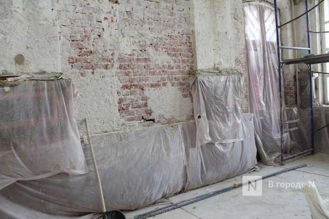 Реставрация Дворца творчества в Нижнем Новгороде выполнена на 10% - фото 19