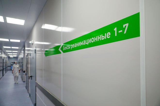 Стало известно, как изнутри выглядит новый госпиталь в Нижнем Новгороде - фото 15