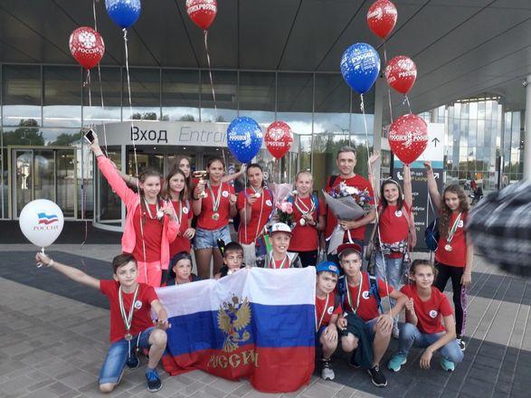 Нижегородские школьники завоевали 12 медалей на детских Олимпийских играх - фото 6