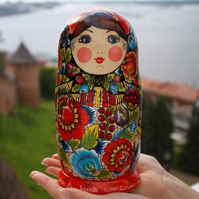 ВНижегородской области открывается Музей матрешки итрадиционной игрушки