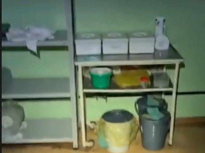 Больницу в Балахне затопило после ливня - фото 1