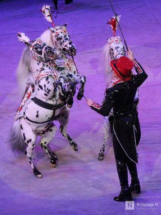 Чудеса «Трансформации» и медвежья кадриль: премьера циркового шоу Гии Эрадзе «БУРЛЕСК» состоялась в Нижнем Новгороде - фото 80