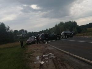 Шесть человек пострадали в ДТП в Павловском районе