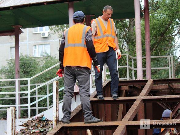 Благоустройство «Красной горки» на улице Усилова началось несмотря на путаницу с проектами - фото 6