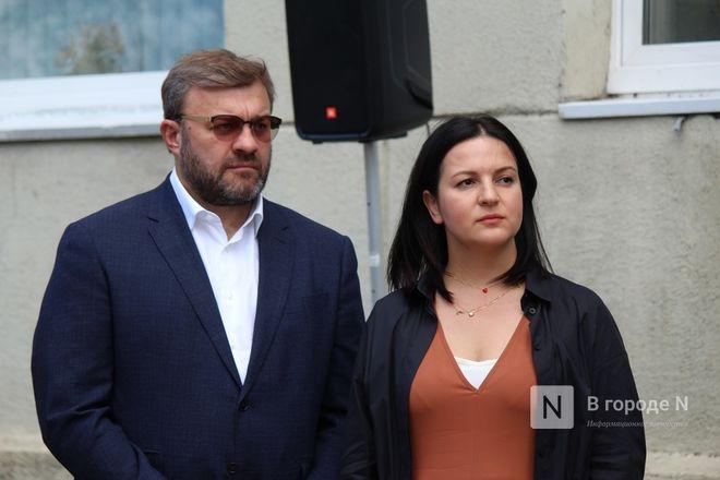 Пореченков и Сельянов открыли мемориальную доску Балабанову в Нижнем Новгороде - фото 11