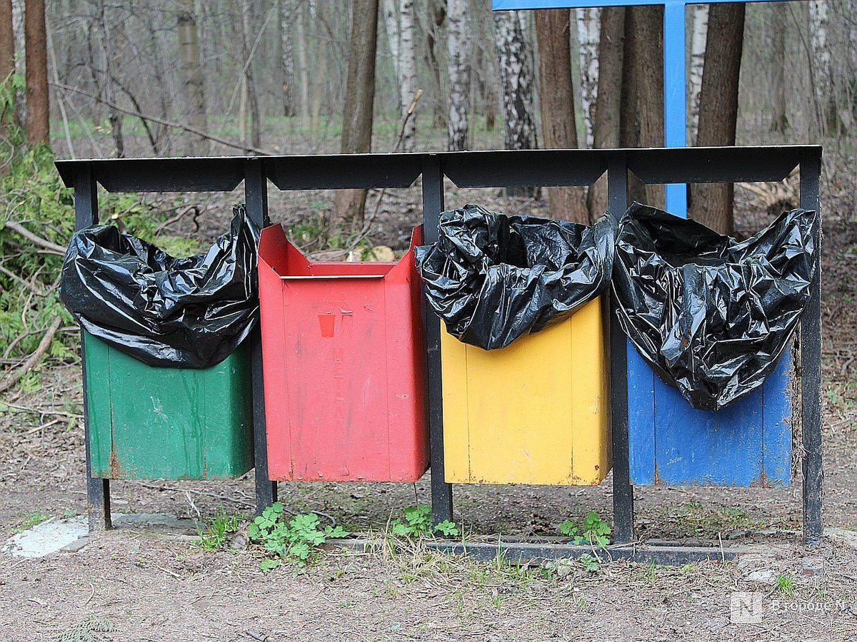 За вывоз отсортированного мусора нижегородцы будут платить на 21% меньше - фото 1