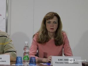 Избирком Нижегородской области подтвердил отставку Кислицыной