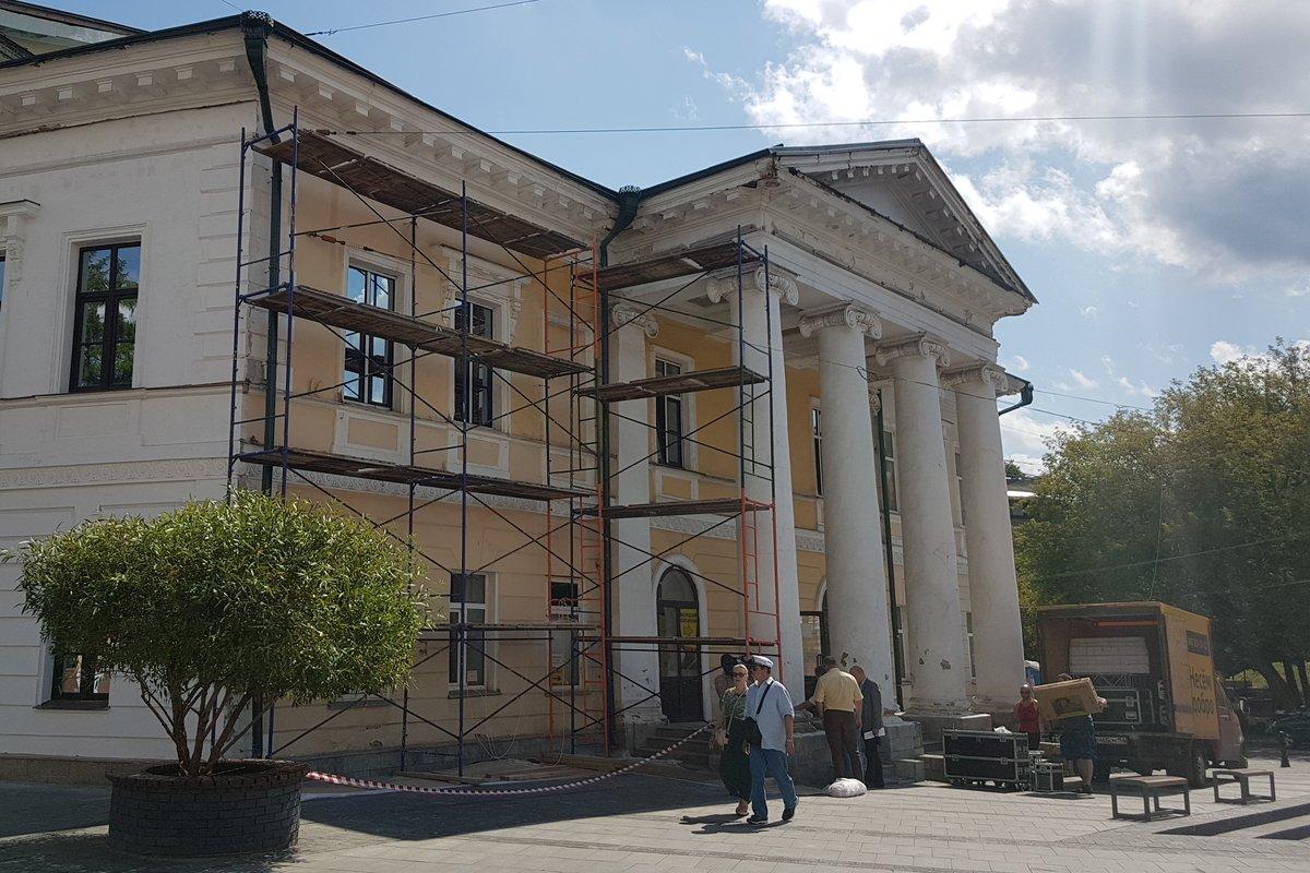ДК им. Свердлова в Нижнем Новгороде будут реконструировать до 2021 года - фото 1