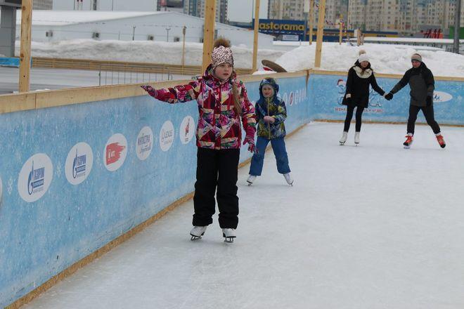 Нижегородцы отметили спортивную Масленицу в «Зимней сказке» - фото 20