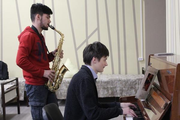 Интерьеры для талантов: как преобразился интернат Нижегородского хорового колледжа