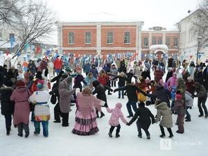 Масленичные гулянья впервые пройдут на Нижегородской ярмарке