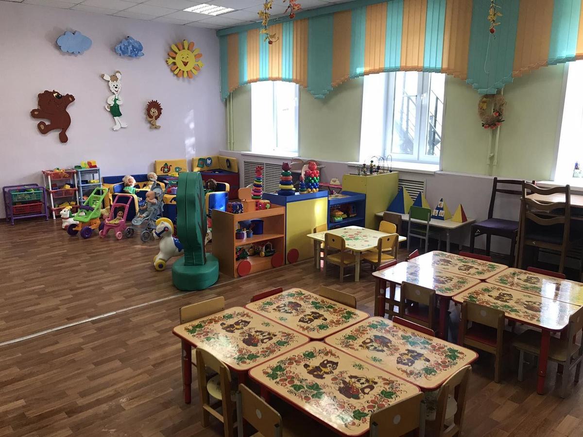 Группа для детей-аллергиков появилась в детсаду № 156 Московского района - фото 1