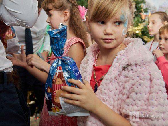 «Луидор» устроил новогоднее гулянье для сотен нижегородцев и их детей - фото 29