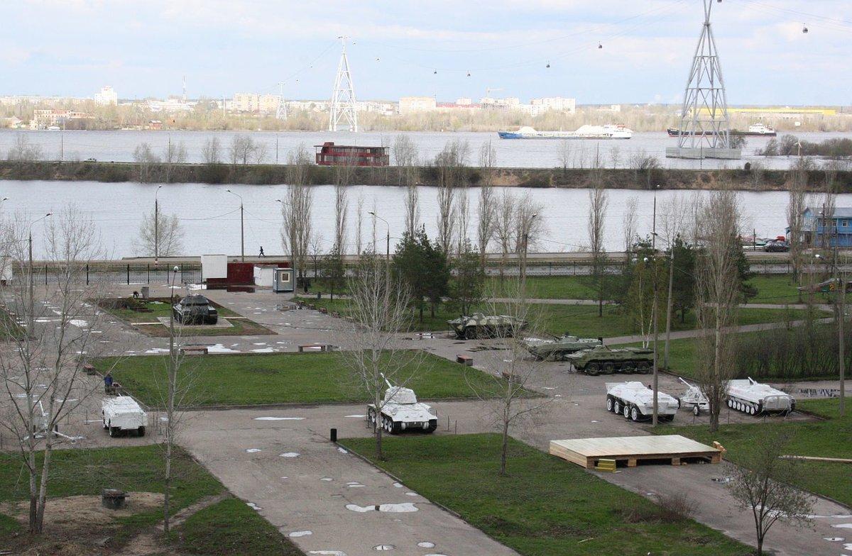 На развитие нижегородского Парка Победы выделили более 50 млн рублей - фото 1