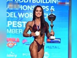 Спортсменка из Дзержинска завоевала золото на чемпионате мира по бодибилдингу в Будапеште